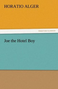 Joe the Hotel Boy - Alger, Horatio