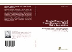 Residual Stresses and Thermal Fatigue in Metal Matrix Composites - Schöbel, Michael