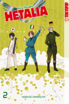 Hetalia - Axis Powers / Hetalia - Axis Powers Bd.2 - Himaruya, Hidekaz