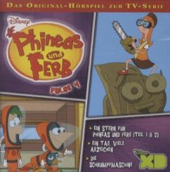 Phineas & Ferb - TV-Serie, 1 Audio-CD - Diverse
