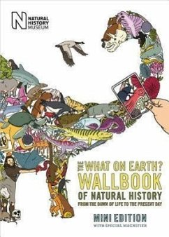 The What on Earth? Wallbook of Natural History: From the Dawn of Life to the Present Day - Lloyd, Christopher