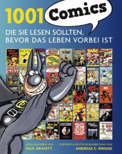 1001 Comics - Gravett, Paul