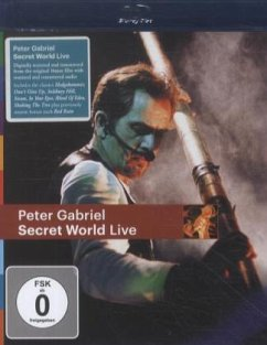 Peter Gabriel - Secret World Live - Gabriel, Peter