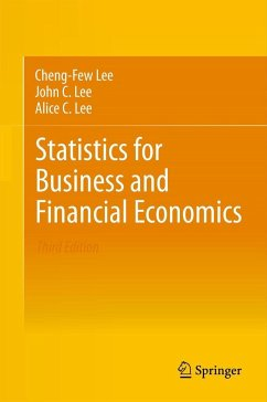 Statistics for Business and Financial Economics - Lee, Cheng-Few; Lee, John C.; Lee, Alice C.