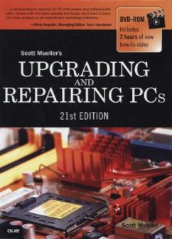 Upgrading and Repairing PCs, w. DVD-ROM - Mueller, Scott