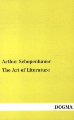 The Art of Literature - Schopenhauer, Arthur