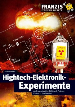 Hightech-Elektronik-Experimente (eBook, PDF) - Günter Wahl