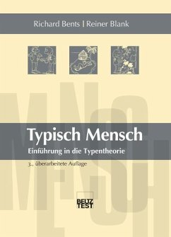 Typisch Mensch (eBook, PDF) - Bents, Richard; Blank, Reiner