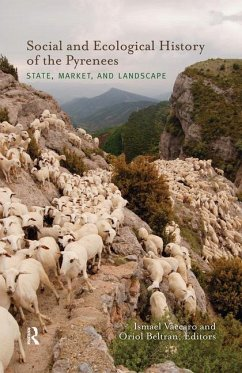 Social and Ecological History of the Pyrenees: State, Market, and Landscape - Herausgeber: Vaccaro, Ismael Beltran, Oriol