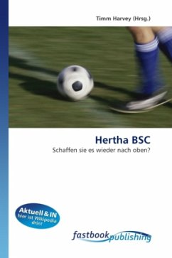 Hertha BSC - Harvey, Timm