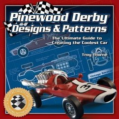 Pinewood Derby Designs & Patterns - Thorne, Troy