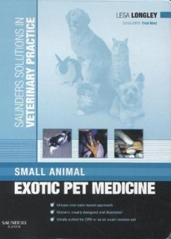 Small Animal Exotic Pet Medicine - Longley, Lesa