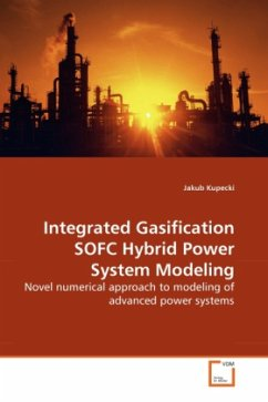 Integrated Gasification SOFC Hybrid Power System Modeling - Kupecki, Jakub
