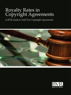 Royalty Rates in Copyright Agreements - Herausgeber: Cochran, Randy