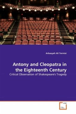 Antony and Cleopatra in the Eighteenth Century - Ali Termizi, Arbaayah