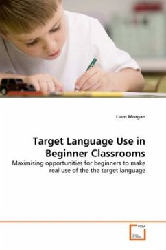 Target Language Use in Beginner Classrooms - Morgan, Liam