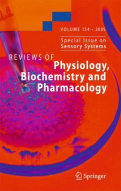 Reviews of Physiology, Biochemistry and Pharmacology 154 - Herausgegeben von Offermanns, S.