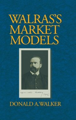 Walras's Market Models - Walker, Donald A.