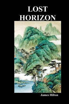 Lost Horizon (Hardback) - Hilton, James