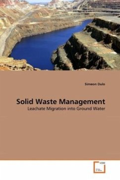 Solid Waste Management - Dulo, Simeon