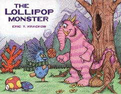 The Lollipop Monster - Krackow, Eric T.