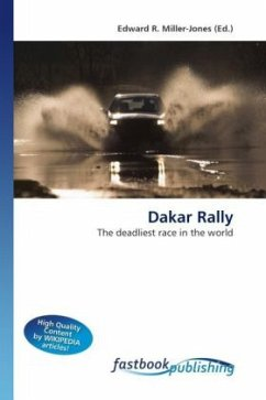 Dakar Rally - Miller-Jones, Edward R.