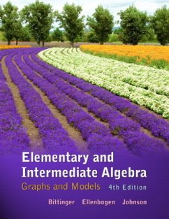 Elementary and Intermediate Algebra: Graphs & Models [With Access Code]