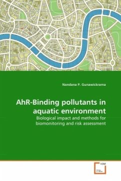 AhR-Binding pollutants in aquatic environment - Gunawickrama, Nandana P.