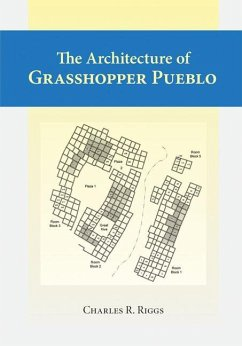The Architecture of Grasshopper Pueblo - Riggs, Charles