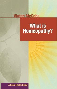 What Is Homeopathy? - McCabe, Vinton