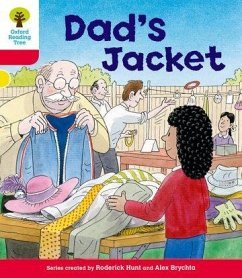 Oxford Reading Tree: Level 4: More Stories C: Dad's Jacket - Hunt, Roderick