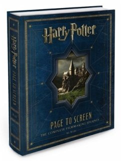 Harry Potter: From Page to Screen - McCabe, Bob