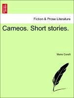 Cameos. Short stories. - Corelli, Marie