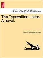 The Typewritten Letter. a Novel.
