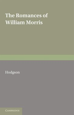 The Romances of William Morris - Hodgson, Amanda