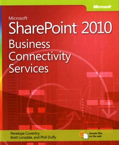Microsoft Sharepoint 2010 Business Connectivity Services - Williams, Fabian Coventry, Penelope Lonsdale, Brett