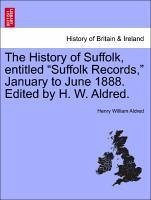 The History of Suffolk, entitled