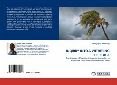 INQUIRY INTO A WITHERING HERITAGE - Ssentongo, Jimmy Spire