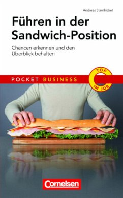 Pocket Business Führen in der Sandwich-Position - Steinhübel, Andreas