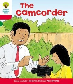 Oxford Reading Tree: Level 4: More Stories A: the Camcorder - Hunt, Roderick