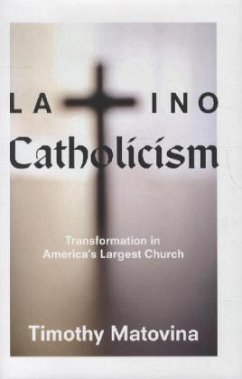 Latino Catholicism: Transformation in America's Largest Church - Matovina, Timothy
