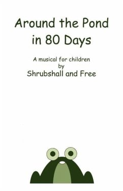 Around the Pond in 80 Days - Shrubshall, Peter Free, Richard