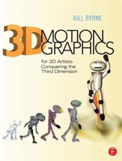 3D Motion Graphics for 2D Artists - Byrne, Bill