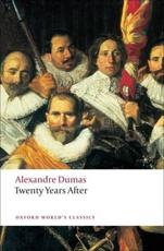 Twenty Years After - Alexandre Dumas