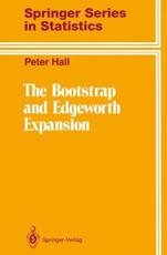 The Bootstrap and Edgeworth Expansion - Sir Peter Hall