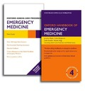 Oxford Handbook of Emergency Medicine and Oxford Assess and Progress: Emergency Medicine Pack - Jonathan P. Wyatt
