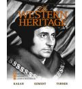 The Western Heritage 1740: Volume 1 - Donald M. Kagan