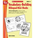 Vocabulary-Building Bilingual Mini-Books - Merri Gutierrez