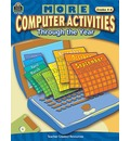 More Computer Activities Through the Year, Grades 4-8 - Wendy Erlanger