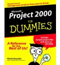 Microsoft Project 2000 For Dummies - Martin Doucette